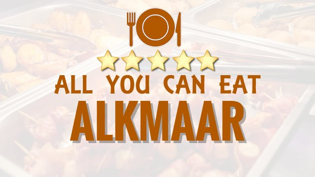 All you can Eat restaurant Alkmaar