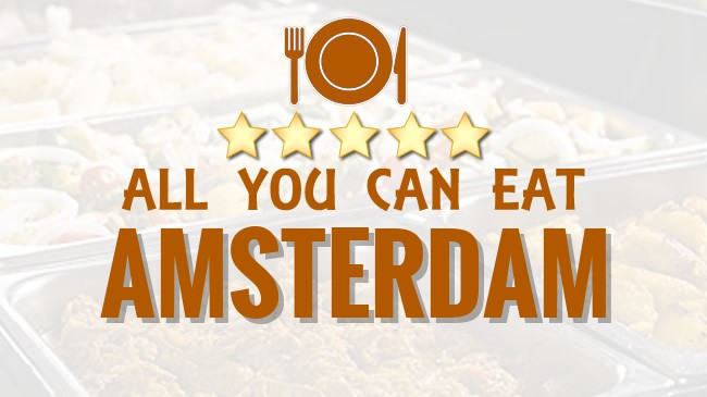 All you can Eat restaurant Amsterdam