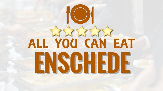 All you can Eat restaurant Enschede