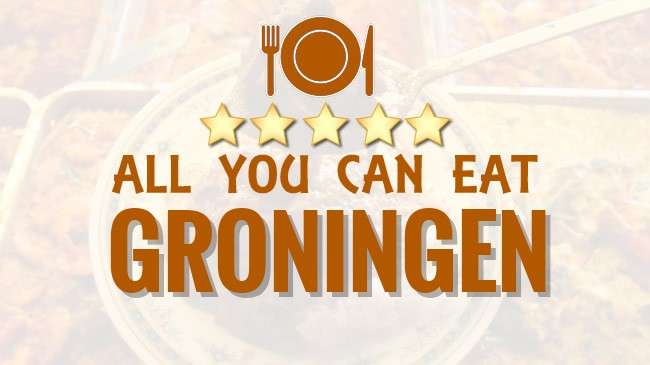 All you can Eat restaurant Groningen