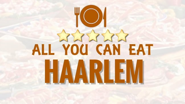All you can Eat restaurant Haarlem