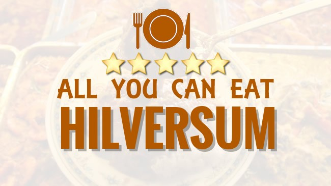 All you can Eat restaurant Hilversum