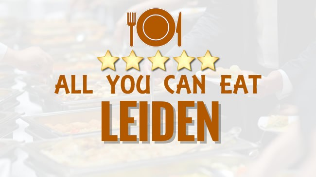 All you can Eat restaurant Leiden
