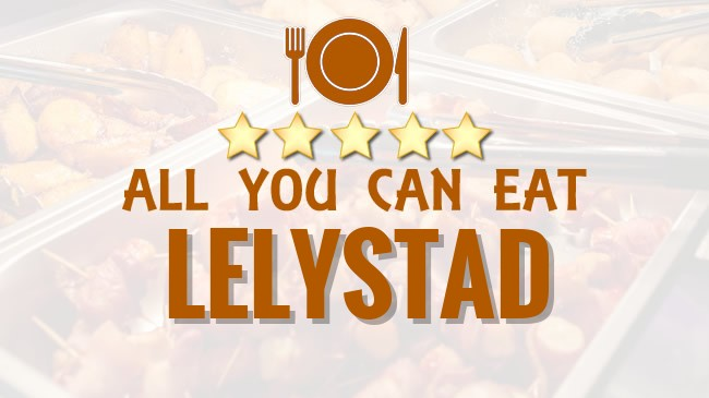 All you can Eat restaurant Lelystad