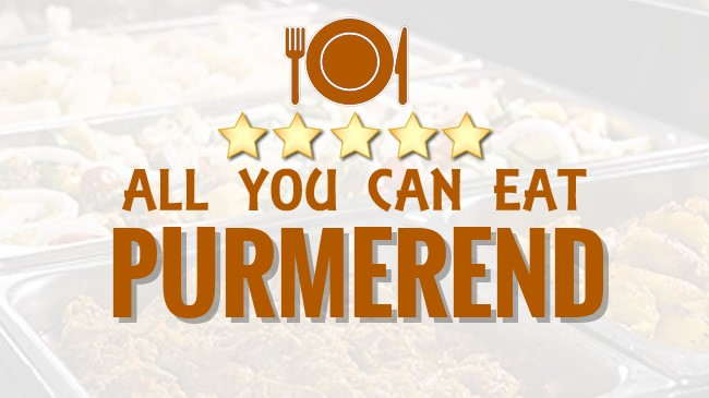 All you can Eat restaurant Purmerend