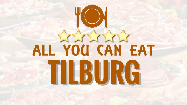 All you can Eat restaurant Tilburg