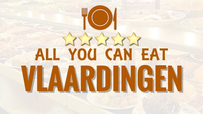 All you can Eat restaurant Vlaardingen
